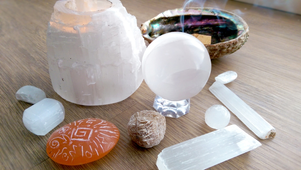 collection-of-selenite